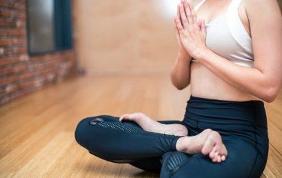 Se bättre ut med hjälp av Yoga